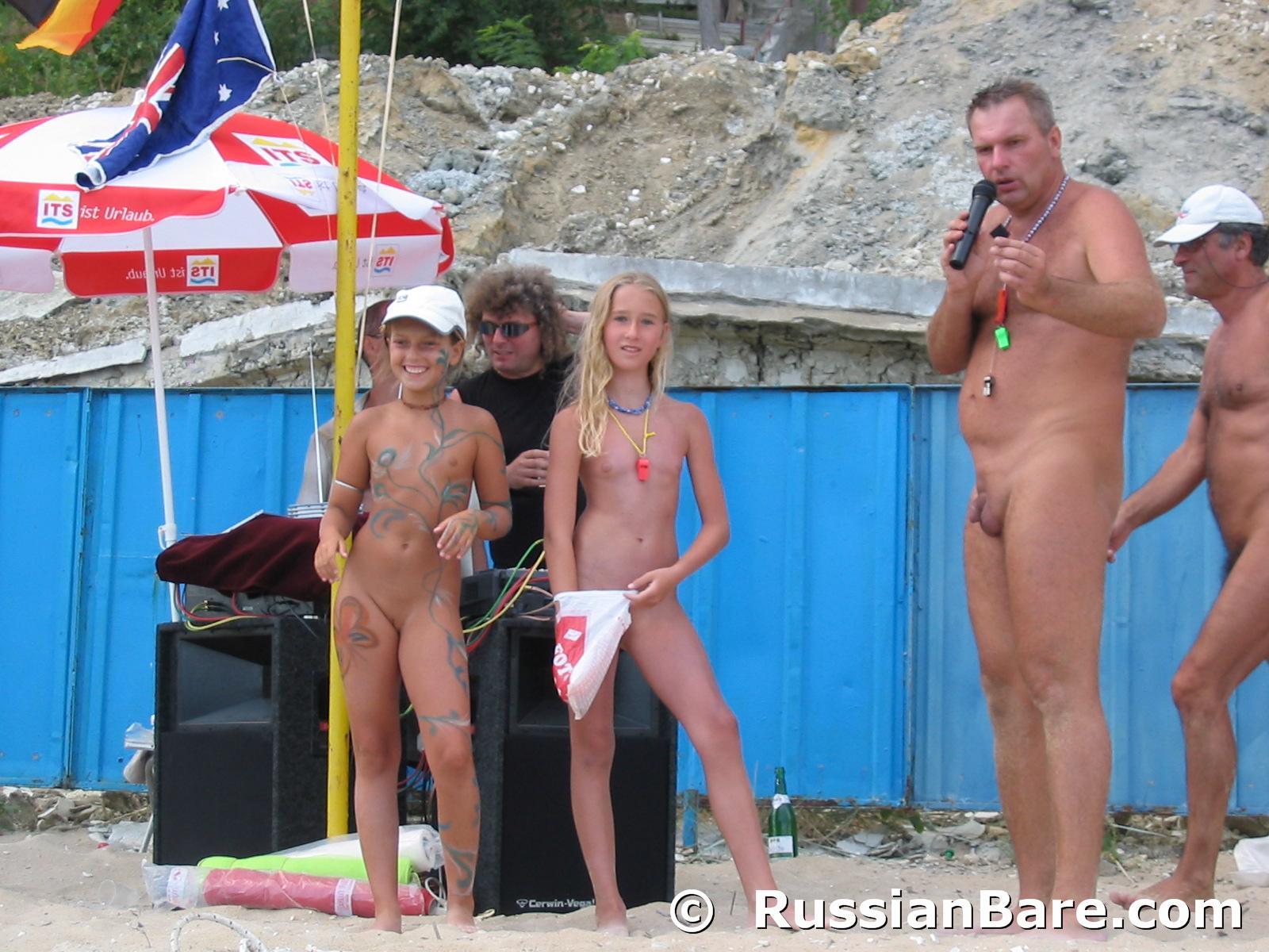 Glamour Badeanzug Junior nudist teeny fickt