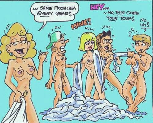 nudes comic funny humor joke ebooks