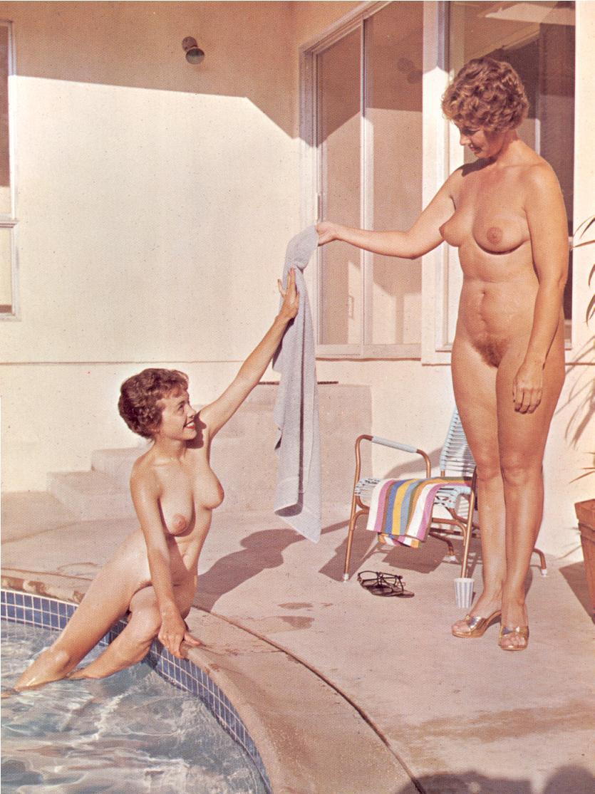 Nudistfun: Naked & Unashamed Magazine Images