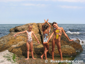 Ukrainian nudist links